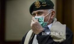 Kivlan Zen Divonis Empat Bulan Penjara Terkait Senjata Api