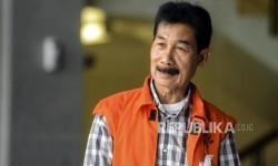 Bupati Solok Selatan Dihukum 4 Tahun Penjara