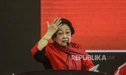 Megawati Beri Sambutan di KLB Partai Gerindra