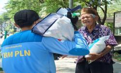 17 Perwakilan YBM PLN Bahu Membahu Tangkal Corona
