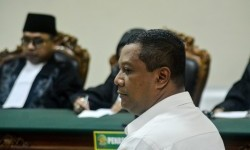 Eks Kadis PUPR Mojokerto Dihukum 4 Tahun Penjara