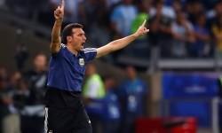 Scaloni Prihatin dengan Kebugaran Pemain Argentina