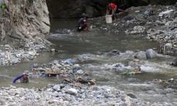 Polda Banten Tetapkan Lima Tersangka Perusak Gunung Liman