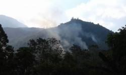 Anak yang Hilang di Gunung Guntur Belum Juga Ditemukan