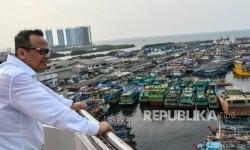 Edhy Prabowo Resmi Gunakan Rompi Oranye KPK