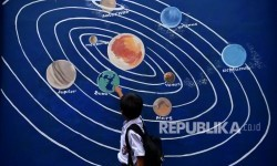 Ilmuwan Buat Simulasi Bagaimana Tata Surya Hancur