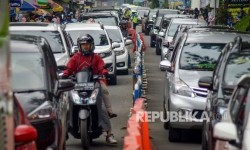 Jalan Pangeran Jayakarta Mulai Hari Ini Berlaku Satu Arah