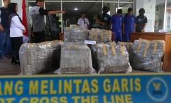 Pengadilan Ambon Korting Hukuman Terpidana Ganja Dua Tahun