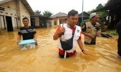 Banjir Kalsel, BNPB: 5 Meninggal, 112 Ribu Mengungsi