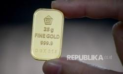 Terus Merosot, Siap-Siap Harga Emas di Bawah Sejuta
