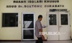 Mulai Maret Lalu, RSUD dr Soetomo Merawat 1.300 Pasien Covid