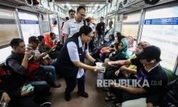 Evakuasi KRL Bekasi-Kota yang Anjlok Selesai