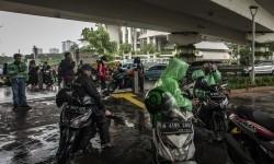 Dishub DKI Rekayasa Lalu Lintas di Jalan KH Mas Mansyur