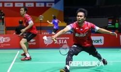 Ahsan/Hendra Mantap Melangkah ke Perempatfinal Thailand Open