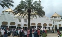 Tasikmalaya tak Izinkan Gelar Sholat Id di Masjid Agung