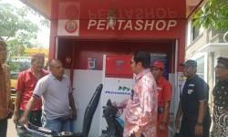 Pertamina MOR I Tambah Operasional Pertashop di Sumut