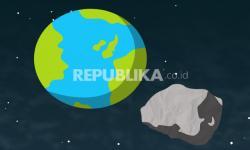 Infografis 2021 PH27, Asteroid Tercepat di Tata Surya