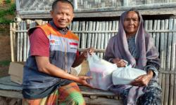 Rumah Zakat Salurkan Bantuan Sembako untuk Dhuafa