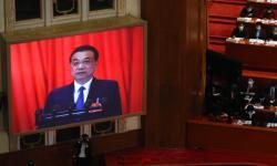 Pertama Kali Sejak 2002, China Hilangkan Target Pertumbuhan