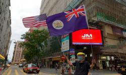 Pemerintah Hong Kong tidak Takut Ancaman AS