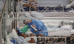 RS Brasil Kekurangan Obat Penenang