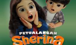 Sherina tak Sabar <em>Syuting Petualangan Sherina 2</em>