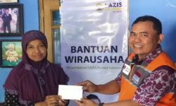 Lazis Pindad Gandeng Rumah Zakat Berikan Bantuan kepada UMKM