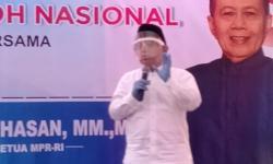 Temu Tokoh, Syarief Hasan Jelaskan Tugas dan Wewenang MPR
