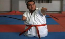 Youssef Abu Amira, Karateka Inspiratif Asal Palestina