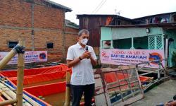 Bakrie Amanah Bangkitkan Warga Kampung Apung Lewat Lele