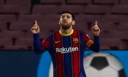 Jika Merapat ke MLS, Kaki Messi Bakal dicium Franco Jara