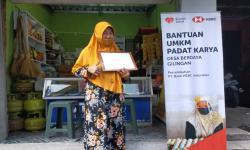 Rumah Zakat dan HSBC Beri Bantuan Modal untuk BUMMas