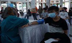 Disdik Garut Terus Genjot Vaksinasi bagi Pelajar di Pelosok
