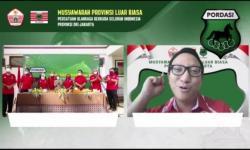 Terpilih Ketua Pordasi DKI Jakarta, Ini Komitmen Aryo
