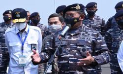 Ribuan Prajurit Terima Tunjangan dan Pinjaman dari TNI AL