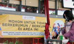 Pengunjung Mal di Kota Bogor Naik 15 Persen