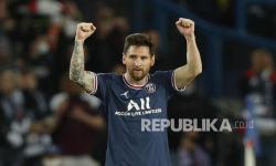 Messi: Saya Sangat Senang dengan Kemenangan Ini