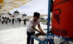 2 Kunci Keberhasilan Aceh Hadang Covid-19: Patuh dan Doa