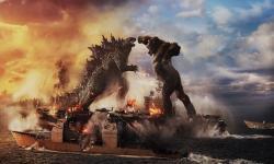 <em>Godzilla vs. Kong</em> Raih Pendapatan Global Rp 6,3 Triliun