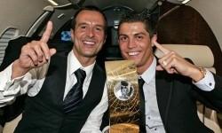 Mendes Tepis Rumor Ronaldo Kembali ke Sporting