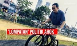 'Lompatan' Politik Ahok