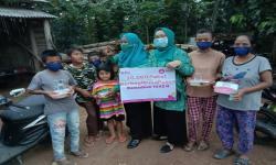 PYI Salurkan Puluhan Makanan Berbuka di Kabupaten Bandung