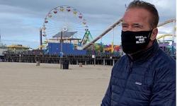 Arnold Schwarzenegger: Anak tak Suka Saya Jadi Gubernur