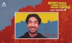 Reza Rahadian: Festival Film Internasional Ibarat Olimpiade