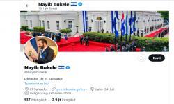 Presiden El Salvador Berkelakar Sebagai Diktator