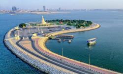 Al-Marjan, Pulau Buatan Andalan Dammam