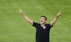 Alexis Sanchez Bahagia Jadi Pemain Inter Milan