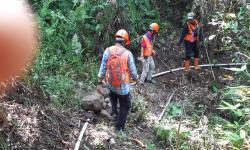 Alumni IPB Bangun Pipa Air Bersih di Sulbar