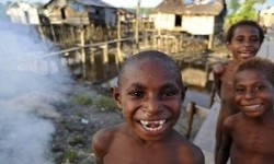Kuartal I 2021, Pertumbuhan Ekonomi Papua Capai 14,28 Persen