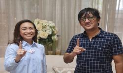 Alasan Andre Taulany Dukung Muhammad-Saraswati untuk Tangsel